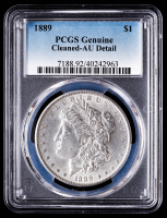 1889 Morgan Silver Dollar (PCGS AU Details) at PristineAuction.com