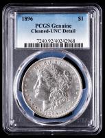 1896 Morgan Silver Dollar (PCGS UNC Details) at PristineAuction.com