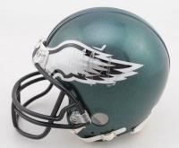 Meek Mill Signed Eagles Mini Helmet (JSA COA) at PristineAuction.com