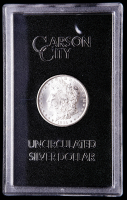 1884-CC Morgan Silver Dollar (GSA Holder - Uncirculated) at PristineAuction.com