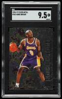 Kobe Bryant 1996-97 Metal #181 (SGC 9.5) at PristineAuction.com
