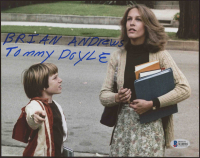 """Brian Andrews Signed """"Halloween"""" 8x10 Photo Inscribed """"Tommy Doyle"""" (Beckett COA) at PristineAuction.com"""