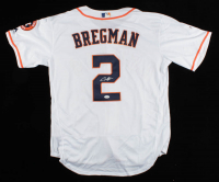 Alex Bregman Signed Astros Jersey (JSA Hologram) at PristineAuction.com