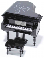 "Jamie Foxx Signed ""Ray"" 1:12 Scale Mini Piano (JSA COA) at PristineAuction.com"