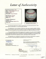 Roger Maris Signed OL Baseball (JSA LOA & PSA LOA - Graded 7) at PristineAuction.com