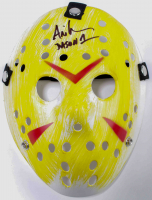"Ari Lehman Signed ""Friday the 13th"" Jason Voorhees Mask Inscribed ""Jason 1"" (Beckett Hologram) at PristineAuction.com"
