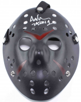 "Ari Lehman Signed ""Friday the 13th"" Jason Voorhees Mask Inscribed ""Jason 1"" (Beckett COA) at PristineAuction.com"