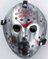 "Ari Lehman Signed ""Friday the 13th"" Jason Voorhees Mask Inscribed ""Jason 1"" (JSA COA) at PristineAuction.com"