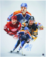 Paul Coffey Signed 16x20 Photo (COJO COA) at PristineAuction.com