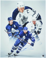 Mats Sundin Signed Maple Leafs 16x20 Photo (COJO COA) at PristineAuction.com