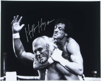 Hulk Hogan Signed 16x20 Photo (Steiner Hologram) at PristineAuction.com