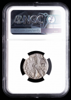 Ptolemy XII 80-51 B.C. Ptolemaic Kingdom AR Tetradrachm Ancient Greek Silver Coin (NGC VF) at PristineAuction.com