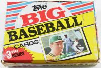 1988 Topps Big Series 3 Baseball Box of (36) Packs at PristineAuction.com