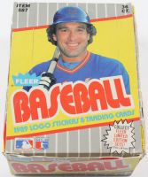1989 Fleer Baseball Box of (36) Wax Packs at PristineAuction.com