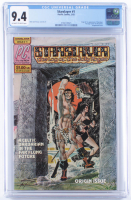 "1982 ""Starslayer"" Issue #1 Pacific Comic Book (CGC 9.4) at PristineAuction.com"