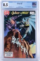 "1983 ""Batman"" Issue #366 DC Comics Comic Book (CGC 8.5) at PristineAuction.com"