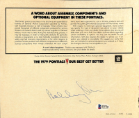 Bobby Orr Signed Magazine Page (Beckett COA) at PristineAuction.com