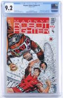 "1991 ""Magnus Robot Fighter"" Issue #5 Valiant Comic Book (CGC 9.2) at PristineAuction.com"