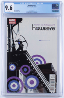 "2012 ""Hawkeye"" Issue #1 Marvel Comic Book (CGC 9.6) at PristineAuction.com"