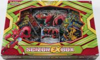 Pokemon TCG: Scizor Ex Box at PristineAuction.com