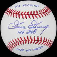 Goose Gossage Signed OML Baseball with (3) Inscriptions (JSA COA) at PristineAuction.com