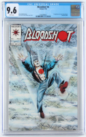 "1993 ""Bloodshot"" Issue #6 Valiant Comic Book (CGC 9.6) at PristineAuction.com"