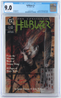 "1988 ""Hellblazer"" Issue #1 DC Comic Book (CGC 9.0) at PristineAuction.com"
