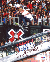 Ryan Sheckler Signed 8x10 Photo (PSA COA) at PristineAuction.com