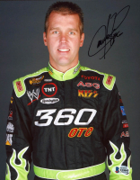 Jeremy Mayfield Signed NASCAR 8x10 Photo (Beckett COA) at PristineAuction.com