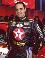 Juan Pablo Montoya Signed 8x10 Photo (Beckett COA) at PristineAuction.com