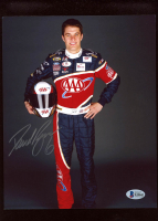 David Ragan Signed NASCAR 8x10 Photo (Beckett COA) at PristineAuction.com