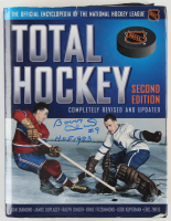 "Bobby Hull Signed ""Total Hockey 2nd Edition"" Hardcover Book Inscribed ""HOF 1983"" (YSMS COA) at PristineAuction.com"