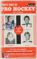 "Bobby Hull Signed ""Who's Who In Pro Hockey: 1971-1972 Edition"" Softcover Book Inscribed ""HOF 1983"" (YSMS COA) at PristineAuction.com"