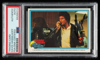 David Hasselhoff Signed 1983 Knight Rider #7 Puzzle Column 6 Row 7 (PSA Encapsulated) at PristineAuction.com