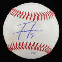 Freddie Freeman Signed Minor League Baseball (JSA COA) at PristineAuction.com