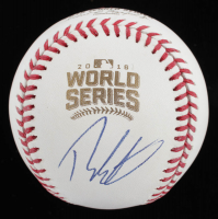 Theo Epstein Signed 2016 World Series Baseball (JSA COA) at PristineAuction.com