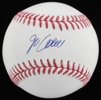 Jo Adell Signed OML Baseball (JSA COA) at PristineAuction.com