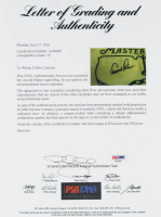 Arnold Palmer Signed 2006 Masters Flag (PSA LOA) at PristineAuction.com