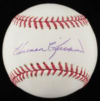 Harmon Killebrew Signed OML Baseball (JSA COA) at PristineAuction.com