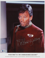 "DeForest Kelley Signed ""Star Trek VI: The Undiscovered Country"" 8x10 Photo (Beckett COA) at PristineAuction.com"
