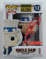 Robert J. O'Neill Signed Uncle Sam #12 American History Funko Pop! Vinyl Figure (PSA COA) at PristineAuction.com