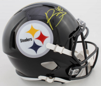 """Alvin """"Bud"""" Dupree Signed Steelers Full-Size Speed Helmet (Beckett COA) at PristineAuction.com"""