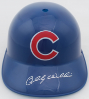 Billy Williams Signed Cubs Full-Size Replica Batting Helmet (Schwartz COA) at PristineAuction.com