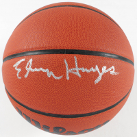 Elvin Hayes Signed NCAA Basketball (Schwartz COA) at PristineAuction.com