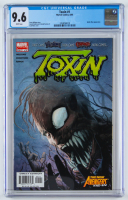 "2005 ""Toxin"" Issue #1 Marvel Comic Book (CGC 9.6) at PristineAuction.com"