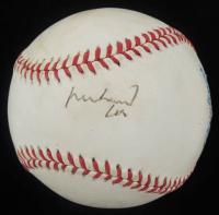 Muhammad Ali Signed OAL Baseball (JSA Hologram) at PristineAuction.com