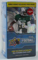 2012 Upper Deck Football Blaster Box with (8) Packs at PristineAuction.com