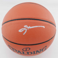 Allen Iverson Signed Game Ball Series Basketball (Beckett COA) at PristineAuction.com