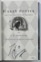 "Daniel Radcliffe Signed ""Harry Potter and the Prisoner of Azkaban"" Hardcover Book (JSA COA) at PristineAuction.com"