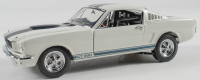 Carroll Shelby Signed 1965 Shelby Mustang GT 350 - 1:24 Premium Action Diecast Car (Beckett LOA) at PristineAuction.com